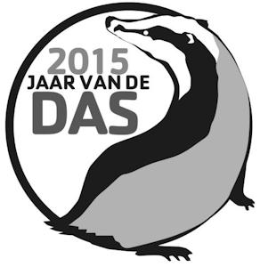 Logo Jaar van de das